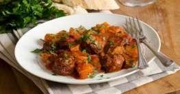 Albondigas in Tomatensauce Rezept