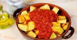 Kanarische Kartoffeln mit Mojo Sauce Rezept