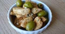 Hühnerbrüstchen in Sherrysauce