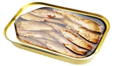 Spanische Fischkonserve