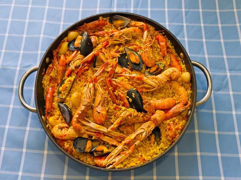Spanische Rezepte, Tapas Rezepte, Spanische Küche