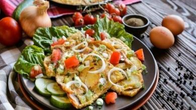 Spanisches Omelette